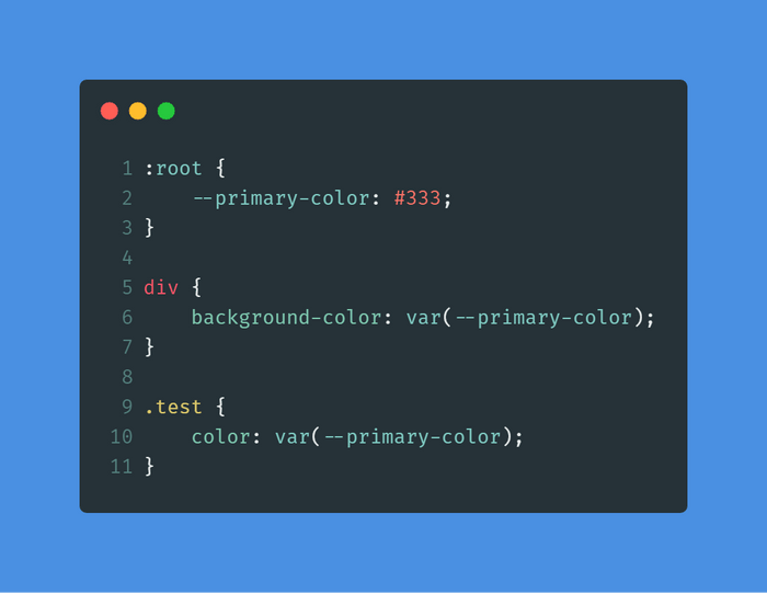 CSS Variables and How To Use Them
